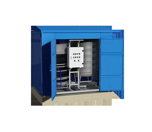 Hệ thống xử lý nước thải 1-8m3
