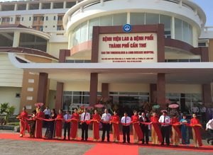 Tổng thầu hệ thống xử lý rác thải rắn y tế tại bệnh viện lao phổi thành phố Cần Thơ
