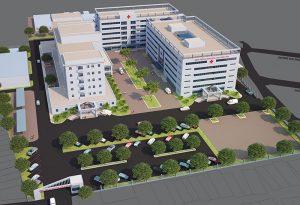 Tổng thầu hệ thống xử lý chất thải y tế tại Bệnh viện đa khoa khu vực Phúc Yên
