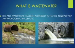 Nước thải là gì