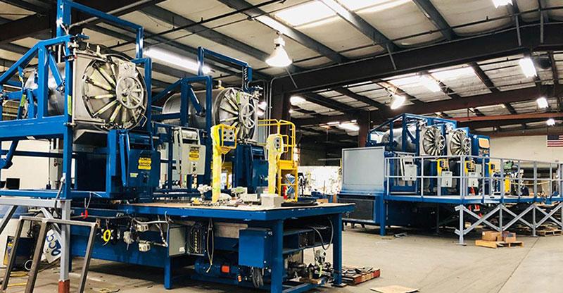 Thiết bị khử trùng chất thải y tế được sử dụng để khử trùng PPE nhằm mục đích tái sử dụng
