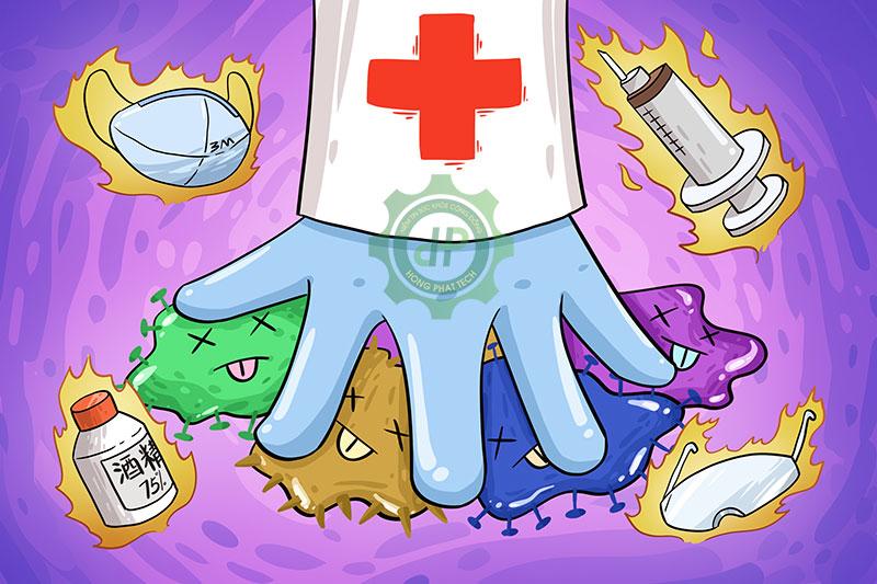 Tiêu diệt mầm bệnh ở mọi dụng cụ nha khoa