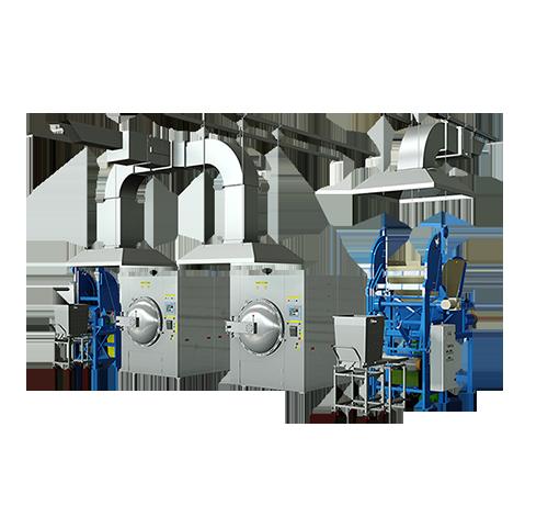 Hệ thống xử lý rác thải rắn y tế 140AT
