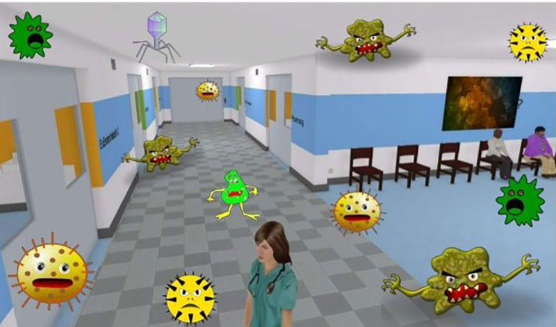 Nhiễm khuẩn bệnh viện là gì