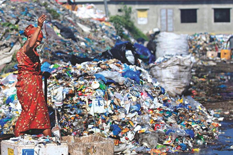 Sự nguy hiểm của rác thải y tế