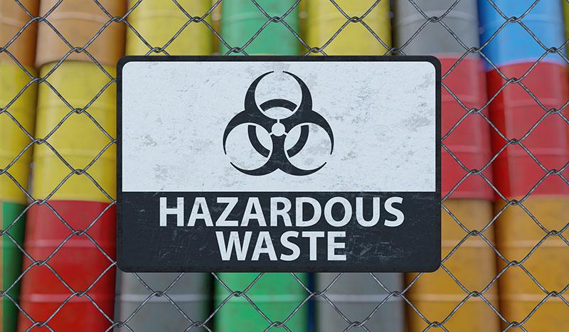 Chất thải nguy hại là gì?