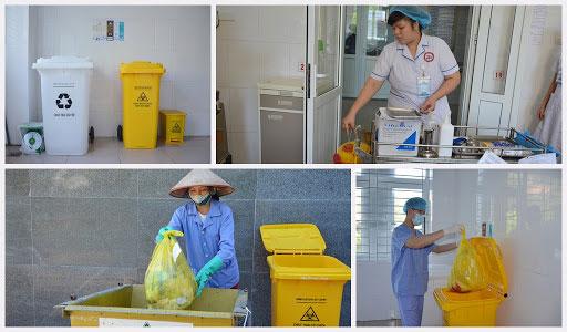 Xử lý rác thải y tế lây nhiễm trong mùa dịch