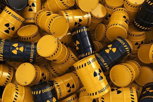 Các loại rác thải phóng xạ
