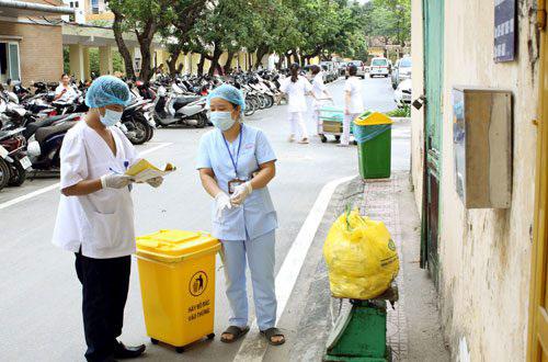 Xử lý rác thải bệnh viện như thế nào?